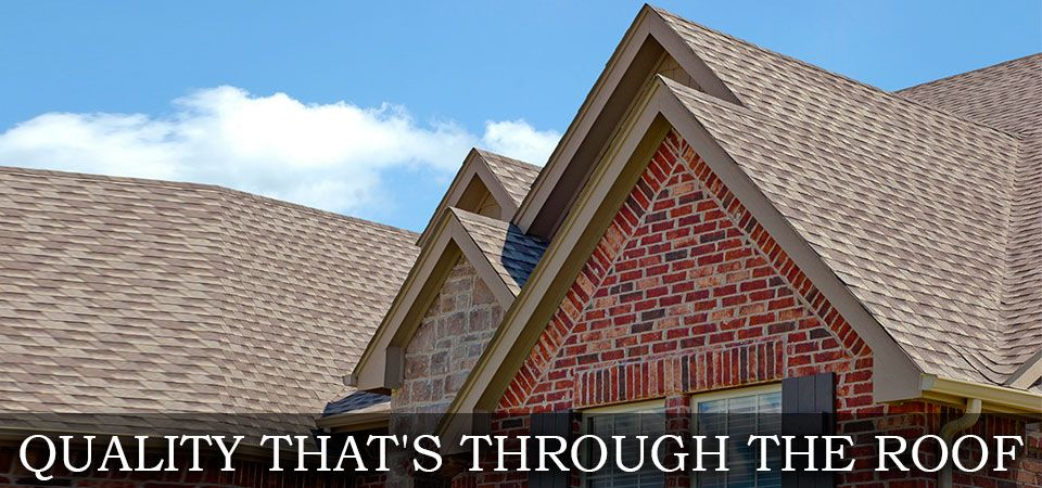 Quality That's Through the Roof | residential roof
